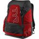TYR Alliance Team 45 Backpack Black/Red